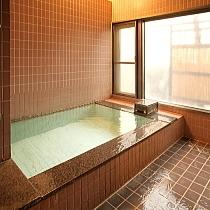 ・極楽の湯(ワンディ美津木館内の貸切風呂【内湯】)
