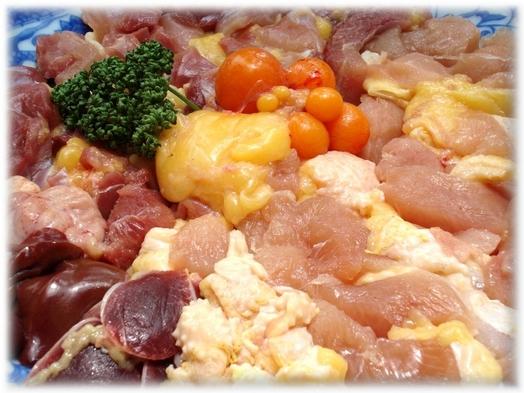 【秋冬旅セール】★NEW 高級地鶏シャモのすき焼・本格派の鶏を味合う♪