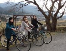 ■無料レンタサイクル
