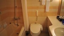 本館客室 バスルーム