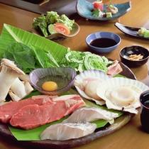 鉄板焼「南々西」 料理(イメージ)