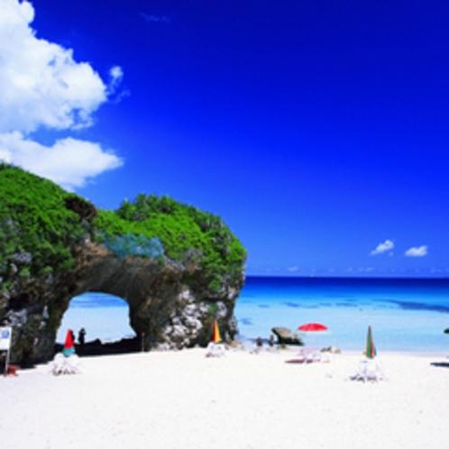砂山ビーチ(イメージ)