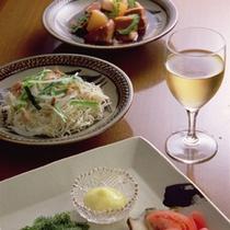 ぽるとふぃーの 料理(イメージ)