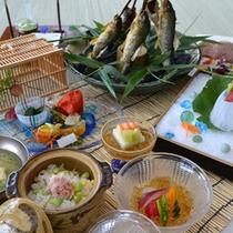 ダイニング・鉄板焼「マラルンガ」 料理(イメージ)