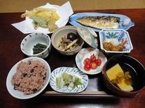 酵素玄米夕食4