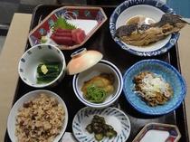 酵素玄米夕食1