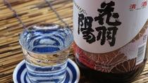 ■【もっきり地酒】お米が美味しい山形にはお食事によく合う名酒も揃っております。