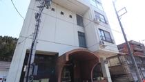 ■【別館 外観】ようこそ、三春屋旅館へ!