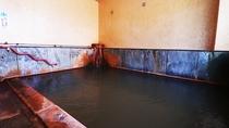 ■【別館 貸切風呂1】肘折温泉には、肘を折った老僧がお湯に浸かった途端、傷が癒えたという説も。