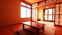 ■【本館 客室一例】心安らぐ落ち着いた和室。