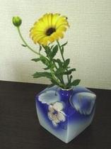 館内装飾一花
