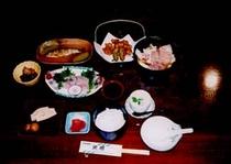 夕食例(和食)