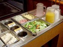 ■朝食:栄養バランスもバッチリ!和洋朝食バイキング