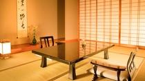 【和室】落ち着いた雰囲気のお部屋