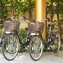 【電動アシスト付き自転車】電動アシスト付き自転車を貸し出ししております