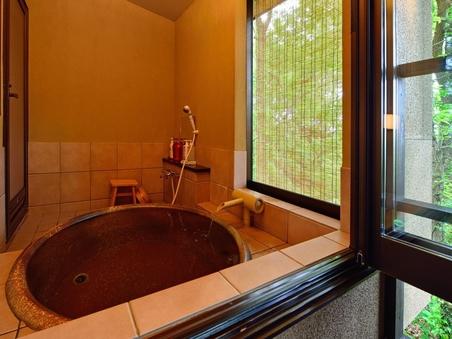 客室露天風呂付「和洋室(8帖+ダブルルーム)」