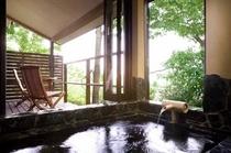 《リフレッシュ》&《リセット》 ! 客室露天岩風呂