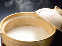 朝一番のヘルシー手作り豆腐