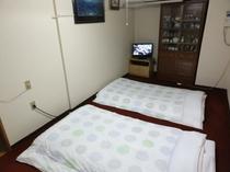 和室205号室 トリプルサイズ