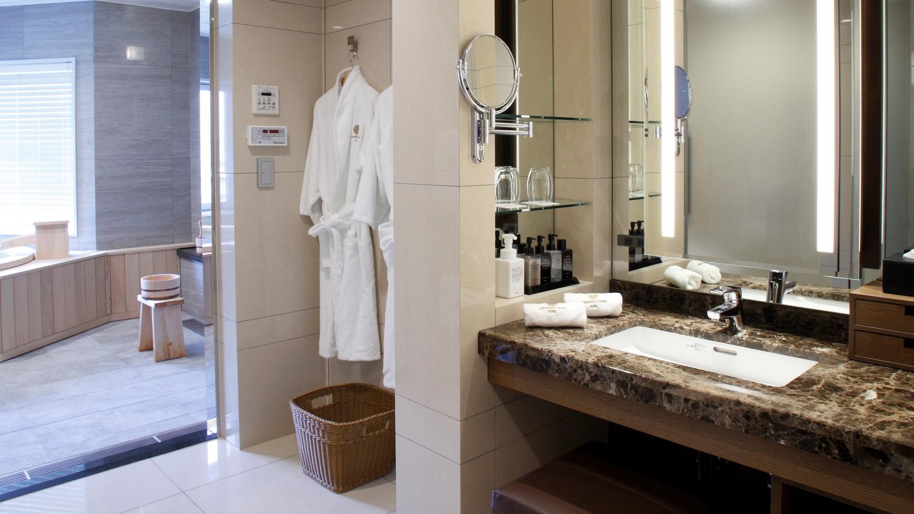 ◆展望風呂付きスイート(客室一例)