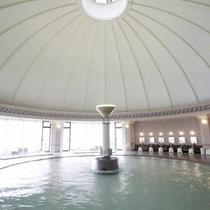 【本格ドーム型ローマ風大浴場】3種の泉質をご用意しております。
