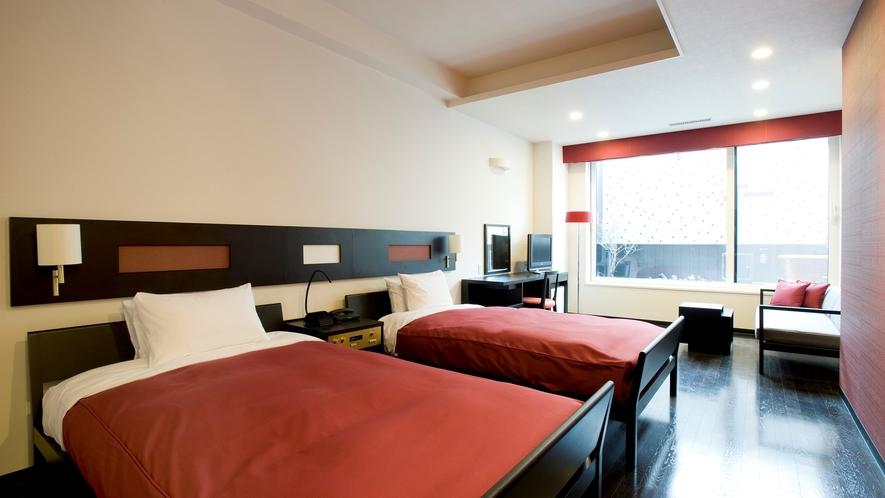 ◆露天風呂付き洋室(客室一例)
