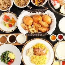 【華扇(はなおうぎ)】朝食洋食膳(イメージ)