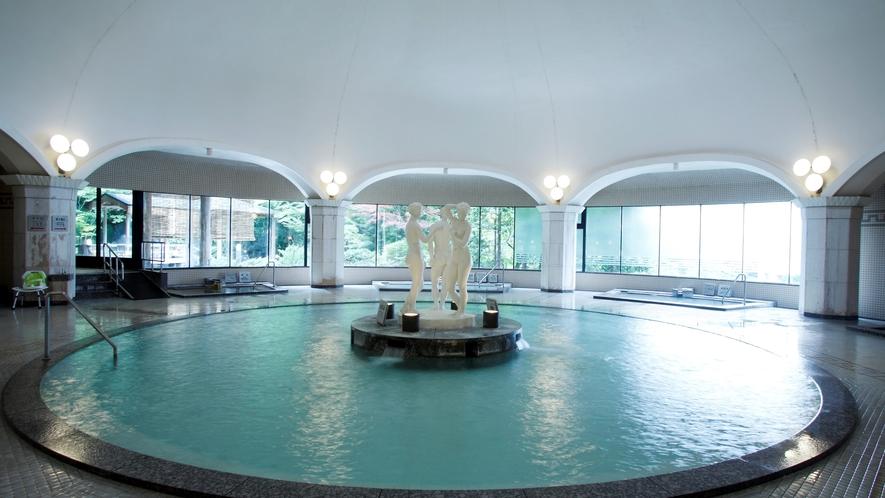 ◆本格ドーム型ローマ風大浴場(一例)