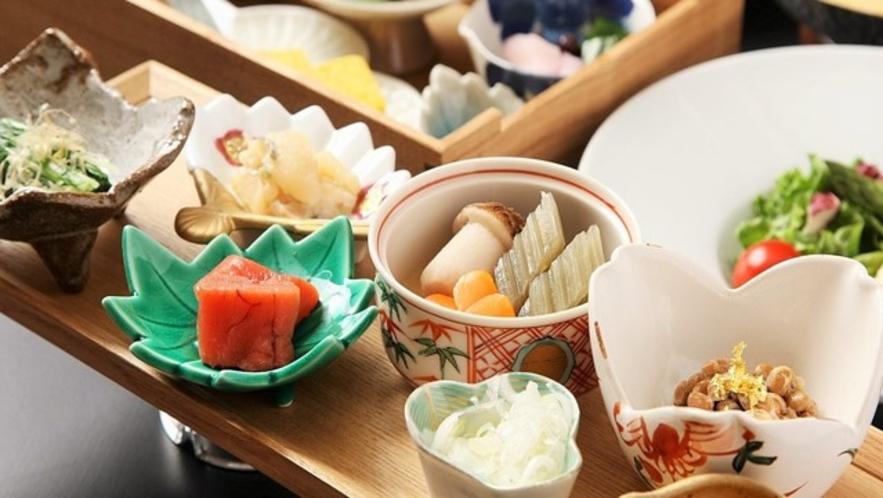 ◆ご朝食「華朝食・和朝食」(イメージ)