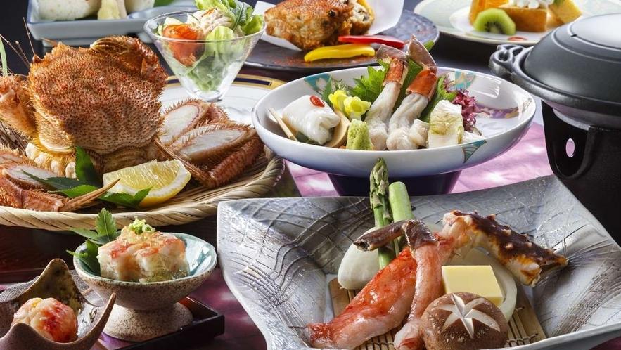 ◆蟹御膳(イメージ)