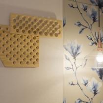 【コンフォートツイン】洗練されたデザインの新客室