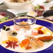 【冬の膳イメージ】前菜