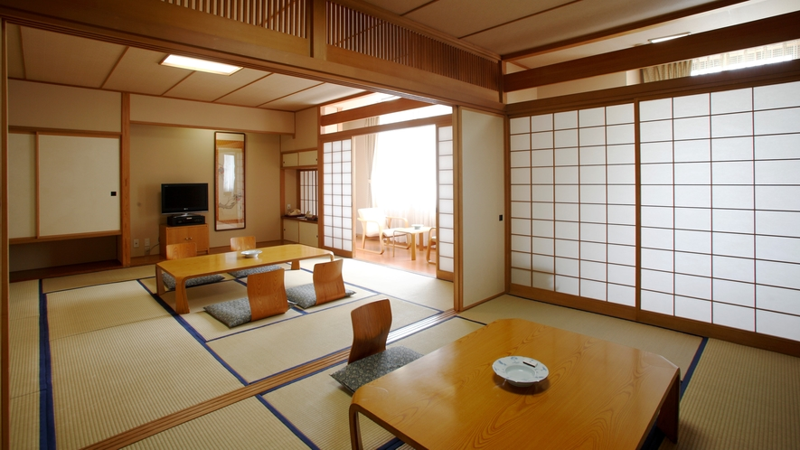 ◆15畳or16畳和室(客室一例)