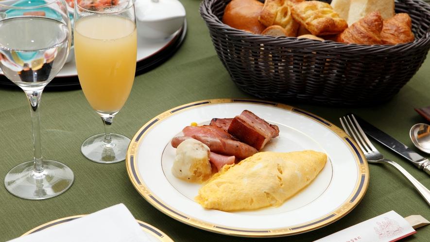 ◆ご朝食「華朝食・洋朝食」(イメージ)