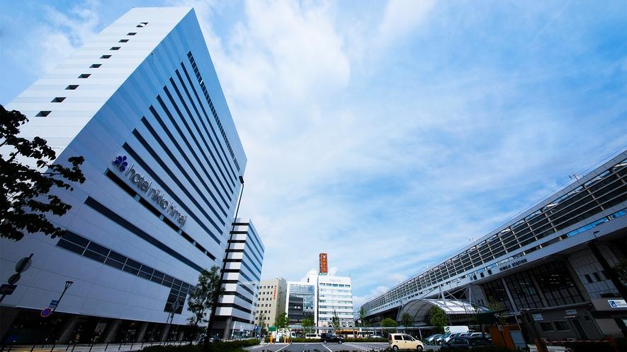 ようこそ「ホテル日航姫路」へ。お客様の楽しい旅の想い出をサポートいたします。