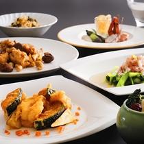 【中国料理‐桃李】<基本コース>伝統と革新が織り成す「本格広東料理」をお楽しみください。
