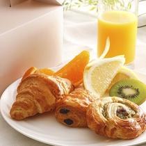 【ご朝食】お手軽な朝食をご希望の方に「モーニングBOX」もご用意!(要予約)