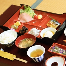 *【朝食一例】カラダよろこぶバランスの良い朝食でさわやかな一日を♪