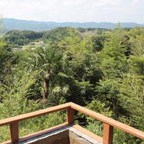 *【露天風呂】自然豊かな景色を眺めながら入るお風呂は格別!