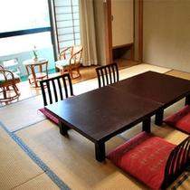 *【客室一例】和室/落ち着きのある和室でゆったりとお寛ぎください。