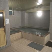 ほっとあったまる大浴場です。