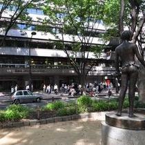 東京エレクトロンホールです。