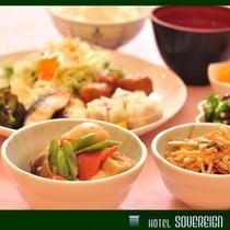 和・洋お好きな食材をお選びください☆