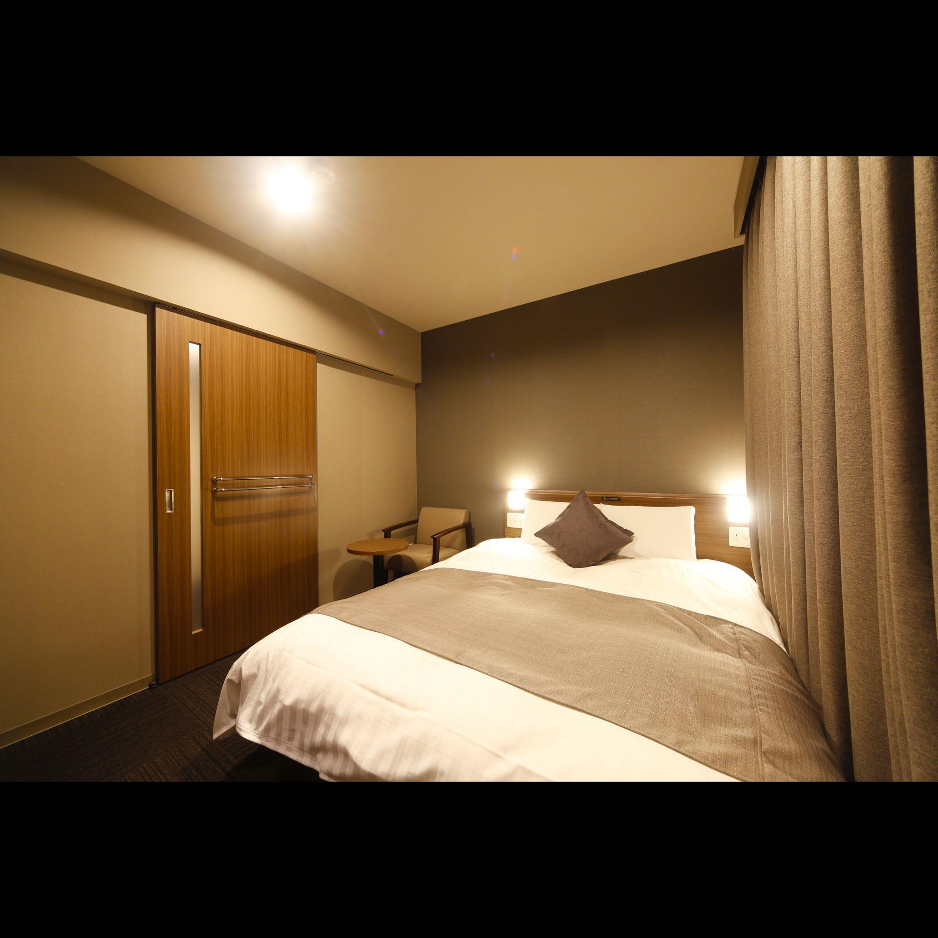 クイーンルーム■16平米 ■ベッドサイズ1,6001,950 ■新設されたクイーンルーム。今話題の