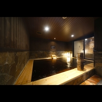 2F 女性天然温泉大浴場 内湯