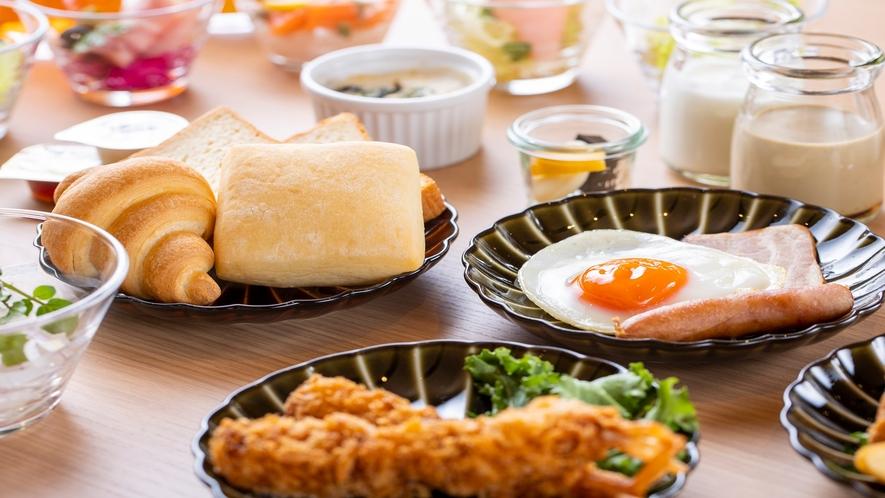 ■洋食メニュー(イメージ)