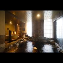 2F 女性天然温泉大浴場 外気浴