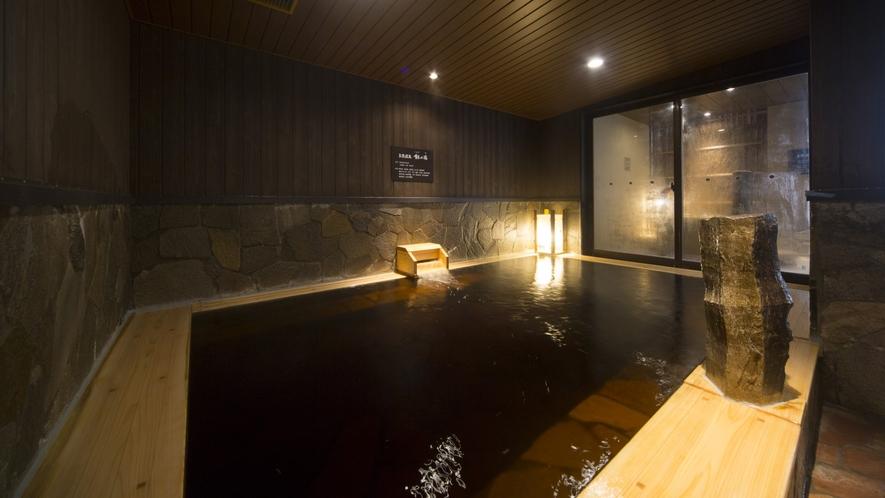 【女性】内風呂(湯温:40℃~41℃)天然温泉♪