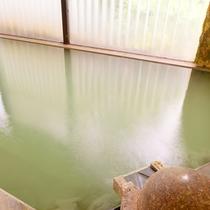 ◎温泉(飲泉)一例/身体の内側からも温泉効果を味わえます!※飲泉方法はお確かめください。