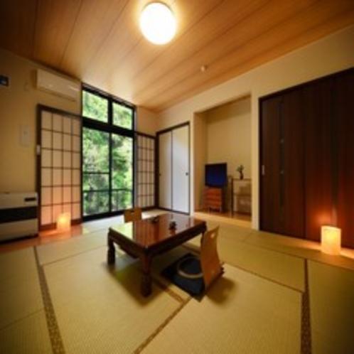 【 新館 和室 16畳タイプ 】四季を感じるお部屋